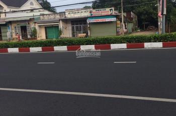 Bán gấp nhà đất mặt tiền đường Nguyễn Huệ, TX Bình Long, Bình Phước, DT 157.4m2
