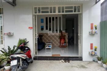 Bán nhà 2 lầu mới xây, bán nhà đẹp đường Quốc Lộ 50 gần cầu Ông Thìn, Bình Chánh