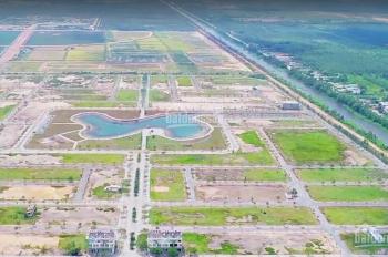 Bán đất nền KDC Daresco, Đức Lập Thượng, Đức Hòa, 700triệu/100m2, SHR, LH 0906.819.816 bán gấp 2 lô