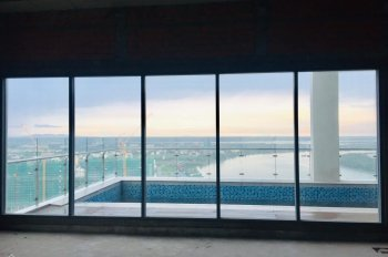 Bán Penthouse Đảo Kim Cương, Q2; DT 644m2 view sông giá 38 tỷ