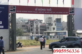 Bán căn liền kề Tt3b Hoàng Thành Villas Mỗ Lao Hà Đông