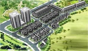 Bán 5 lô đất 2 MT Lê Thị Riêng, khu dân cư Hà Đô, Q. 12 giá chỉ 1,85 tỷ/5*20m, SHR, 0931412777