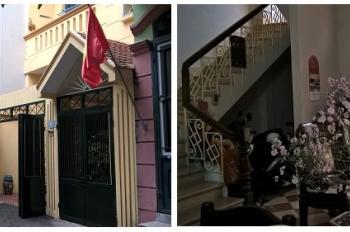 Chính chủ cần bán nhà ngõ phố Trúc Khê, Nguyên Hồng, Nguyễn Chí Thanh Láng Hạ Đống Đa, 68m2,  8.6tỷ