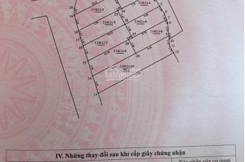 Bán đất Thạch Bàn ngõ ô tô tránh nhau, diện tích 76m2, hướng Tây Nam, giá 3,65 tỷ
