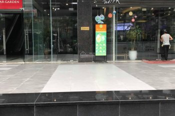 Cho thuê cửa hàng 43m2 tại tầng 1 CC Five Star Kim Giang