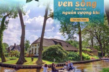 Nền biệt thự ven sông Sài Gòn, Khẳng định đẳng cấp thượng lưu, Saigon Garden Riverside Village