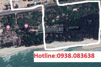 Bán dự án khu resort nghỉ dưỡng Mặt Trời Buổi Sáng, Bà Rịa Vũng Tàu 9,2 ha, giá 280 tỷ
