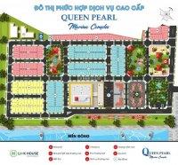 Cần bán đất dự án Queen Pearl Marina Complex