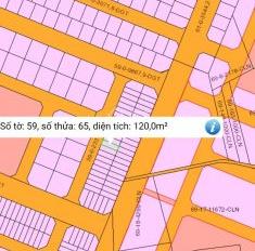 Bán 1 lô đất dự án Thành Hưng, DT 6x20m, thổ cư 100%, giá 710tr/lô, LH 0938.253.386