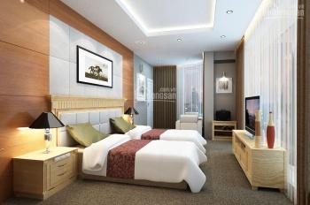Bán khách sạn Thủ Khoa Huân, Bến Thành, Quận 1: 5mx24m, hầm + 10 tầng, 38 phòng, giá 129 tỷ
