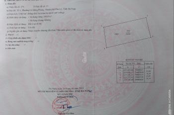 Bán đất khu đô thị bờ Tây Sông Đáy, phường Lê Hồng Phong, TP Phủ Lý, Hà Nam