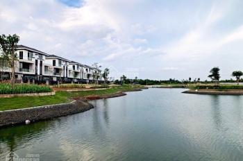 Cho thuê nhà phố Lavila, nhà hoàn thiện cơ bản. DT: 6x17.6m, 2 lầu, giá cho thuê 28 triệu/tháng