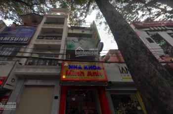 Cho thuê MT Trần Quang Khải Q1, DT 4.5x20m, 4 lầu, giá thuê 90tr/tháng. Cho kinh doanh ăn uống