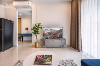 Cho thuê căn hộ 74m2 Saigon Royal quận 4, tiêu chuẩn 5 sao. LH: 0909024895