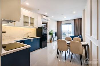 Cần cho thuê căn hộ Saigon Royal Quận 4, 2 phòng ngủ, full nội thất, view đẹp, giá 27,768 tr/tháng