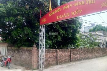 Bán đất mặt đường thôn Bình Trù, xã Dương Quang hai mặt đường 8m, DT: 33,2m2, giá 660 triệu