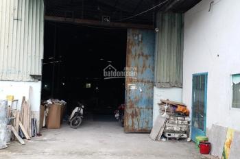 Cho thuê xưởng 1000m2 giá rẻ tại Bình Lợi - Bình Chánh