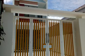 Nhà mới 1 lầu, mặt tiền đường Bà Triệu, TP. KonTum. Liên hệ 0943.748.226