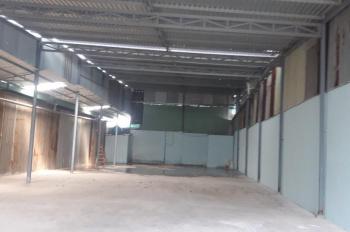 Cần cho thuê kho xưởng 350m2 gần khu công nghiệp Tân Tạo, liên hệ 0916962557