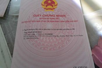Nhà 1 trệt , 1 lầu, Diện tích 76.2m2 , tọa lạc tại đường số 3, Bình Hòa , Thuận An-Lh 0971717371