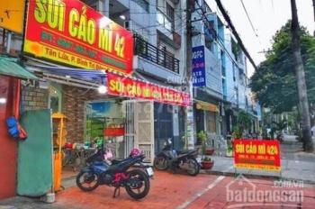 Cho thuê nhà mặt tiền kinh doanh đường Tên Lửa, kế Aeon Bình Tân, giá tốt 25 triệu/tháng