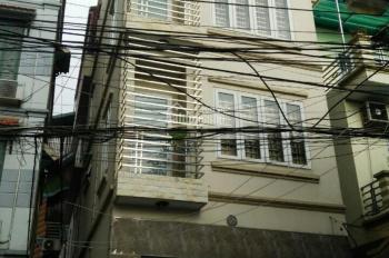 Nhà 5 tầng 35m2, dân tự xây, ô tô vào nhà, Sài Đồng, Long Biên
