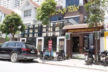 Biệt thự bán đảo Linh Đàm sát cạnh chung cư HH 40 nghìn dân - KD hiệu suất khủng, mặt tiền 12m