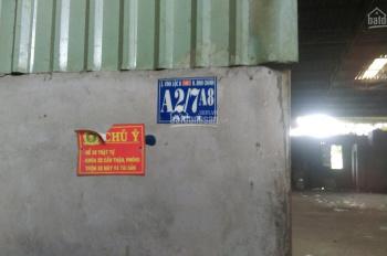 Tôi cần cho thuê xưởng kho tại xã Vĩnh lộc B
