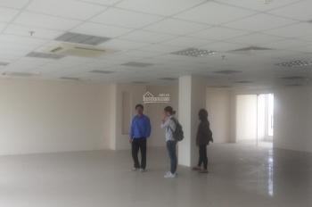 Cho thuê văn phòng 25 Phan Đình Phùng, Ba Đình 60m2, 80m2, 100m2, 160m2, 500m2, giá 180 nghìn/m2/th