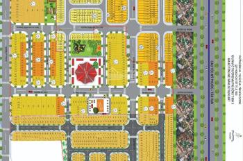 Bán lô đất Phú Hồng Thịnh 6, DT 60m2, giá 2 tỷ 130 bao đẹp không vướng, sổ sẵn, LH 0932.136.186