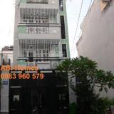 Cho thuê nhà mặt phố P. An Phú, đường Nguyễn Hoàng: 5x22m, trệt, 3 lầu, 55 tr/th. Tín 0983960579