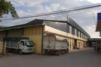 Cho thuê kho xưởng 1000m2, 1500m2, 1700m2, 2500m2 tại Sơn Tây, QL32