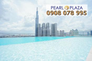 Quản lý toàn bộ giỏ hàng cho thuê 1 2 3PN Pearl Plaza giữ password xem nhà ngay. LH 0908 078 995