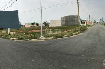Cần bán gấp 2 lô đất 87m2 tại đường Bùi Thanh Khiết Thị Trấn Tân Túc, Bình Chánh, gía 790tr/1nền