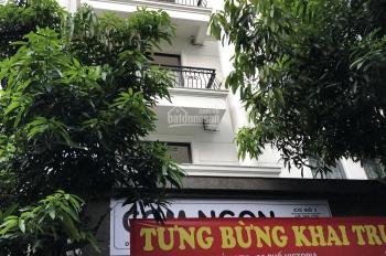 Chính chủ cho thuê gấp biệt thự làm văn phòng tại phố Victoria, Văn Phú Hà Đông, chỉ 5tr/tầng