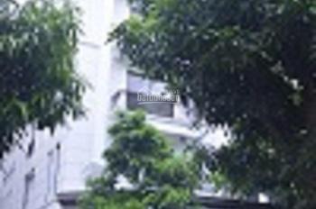 Biệt thự cho thuê làm văn phòng tại KĐT Văn Phú Hà Đông, mặt tiền 5m, đường vào 10m, giá 5tr/ tầng