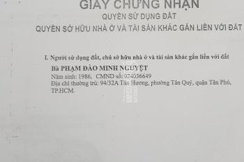 Bán hoặc cho thuê nhà 2 mặt tiền 58 đường Nguyễn duy cung, P12, Gò vấp.Lh: Nam 0865801900