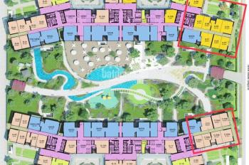 Cho thuê shophouse dự án 423 Minh Khai, diện tích 70m2, mặt phố Minh Khai. LH 0965180000