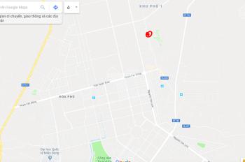 Bán đất nền mặt tiền kinh doanh chợ Phú Chánh A, thành phố mới Bình Dương, LH 0963666620