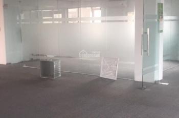 Cho thuê văn phòng phố Thành Thái, Cầu Giấy, 100m2, 150m2, 300m2... 1200m2 giá 150ng/m2/th