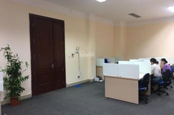 Cho thuê văn phòng hoàn thiện 115m2 tại mặt phố Lê Trọng Tấn, Thanh Xuân, LH 0974949562
