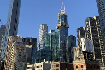 Bán nhà tại Australia 108, Melbourne, Australia; bán căn hộ tại trung tâm Melbourne, Úc, 0988086001