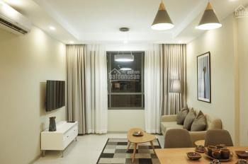 Cho thuê căn 2PN 1WC tại dự án The Gold View, full nội thất đẹp, chỉ 16 triệu. LH 0903323944