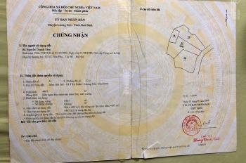 Cần bán 4000m2 đất thổ cư tại huyện Thạch Thất, 400m2 đất ở. LH 0975205182