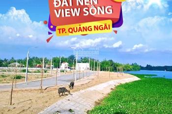 Bán đất nền ven sông KDC An Lộc Phát giá đầu tư siêu lợi nhuận ở Quảng Ngãi