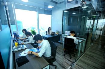 Cho thuê văn phòng Coworking Space văn phòng làm việc hiện đại