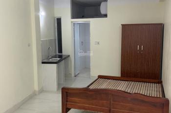 Cho thuê chung cư mini quận Cầu Giấy mới xây 25 - 30m, full đồ