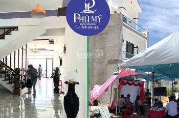 Giá mềm nhất thị trường bán đất khu đô thị Phú Mỹ. Vị trí đẹp đường 13m5, 17m5 LH 0919930692