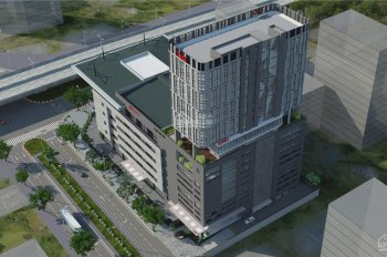 Cho thuê văn phòng Toyota Mỹ Đình - TMD Building mới, đẹp, chỉ 279 nghìn/m2 (0989942772)