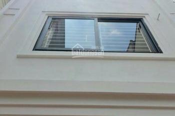Bán nhà 4 tầng ở Dương Nội, 35m2, ô tô con đỗ cửa, ngõ thông ra KĐT Geleximco - Lê Trọng Tấn